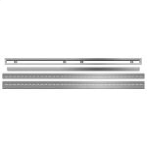 """72""""W Grille Kit for Full Size Built-In Units"""