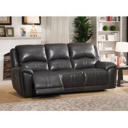 Power Reclining Sofa in Jackson Cadet-Gray Product Image