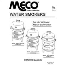 5030 & 5031 Smoker Owners Manual (Free Downloads)