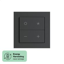 Black- Senic Nuimo Click Add-On Switch