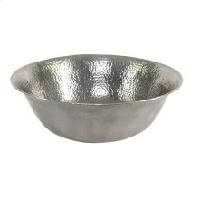 Goshen Above Counter Basin - Pewter