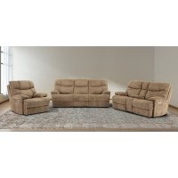 Oasis Cuddle Power Reclining Collection Product Image