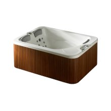 White Spa Broadway Compact with panels