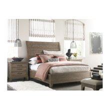 Eastburn Sleigh Cal King Bed - Complete