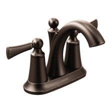 Wynford oil rubbed bronze two-handle bathroom faucet