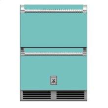 "24"" Hestan Outdoor Refrigerator Drawers - GRR Series - Bora-bora"