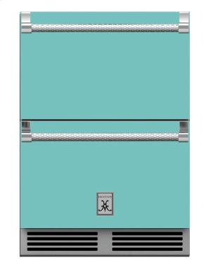 "24"" Hestan Outdoor Refrigerator Drawers - GRR Series - Bora-bora Product Image"