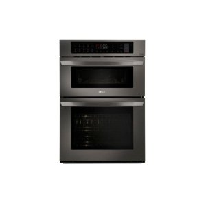 1.7/4.7 cu. ft. Smart wi-fi Enabled Combination Double Wall Oven Product Image