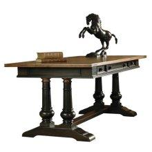 Tuscan Estates Trestle Desk