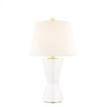 Table Lamp - MATTE WHITE