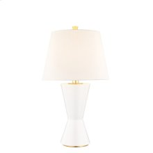 Table Lamp - MATTE WHITE