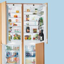 """48"""" Fully Integrated Refrigerator PremiumPlus, NoFrost ~ fully integrated"""