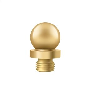 Ball Tip - PVD Polished Brass Product Image