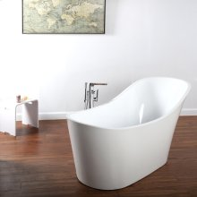 White TUB19, Flou