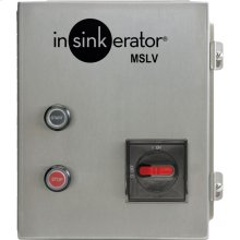Manual Switch Low Voltage