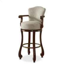 Strasbourg Bar Height Dining Stool - with Arms