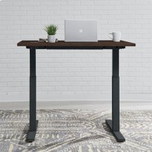 48 Inch Electrical Desk -Black