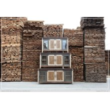 "60"" TV Stand w/2 Glass doors w/1 middle shelf, 2 Sliding doors, w/2 shelves"
