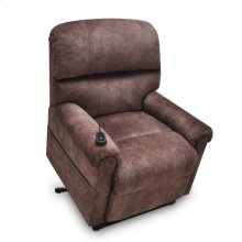 3 Way Chaise Lift & Recline w/Magazine Pouch