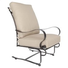 Hi-back Spring Base Lounge Chair