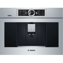 Serie  8 Built-in Coffee Machine Stainless steel BCM8450UC
