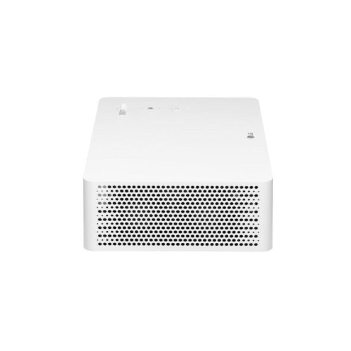 LG HU70LA 4K UHD LED Smart Home Theater CineBeam Projector - White