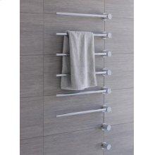 Towel warmer electric 120V - Grey