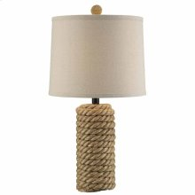 Rope Bolt Table Lamp