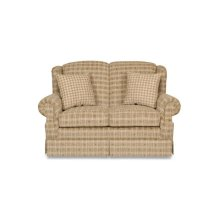 Apple Grove Living Room Two Cushion Loveseat 2226