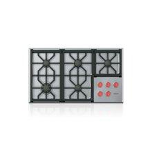 "36"" Professional Gas Cooktop - 5 Burners - Floor Model"