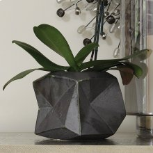 Faceted Cachepot
