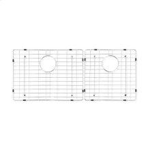 "Wire Grid Set for Damita Farmer Sink - 18-3/4"" x 15-5/8"" (12-5/8"" x 15-5/8"")"