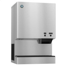 DCM-300BAH, Cubelet Icemaker, Air-cooled, Built in Storage Bin