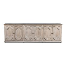 Six Diamonds Sideboard, French Grey