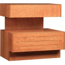 Oak Glasgow Night Stand