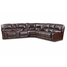 Sofa, wedge, console loveseat