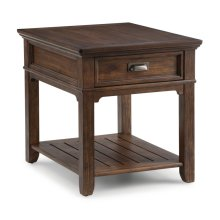 Herald End Table