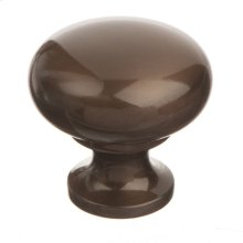 "1 1/4"" Knob - Oil Rubbed Bronze"