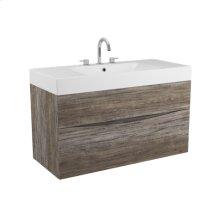 "MPRO 39"" Vanity - Driftwood"