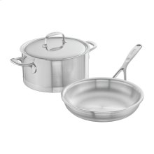 Demeyere Atlantis 7-Ply 3-pc Pots and pans set