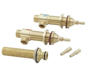 Roman Tub Rough In Kit With QC-99 Quick Connect & Stem Extensions Product Image