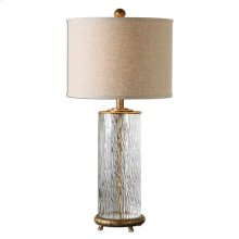 Tessa Table Lamp, GLASS, ONE