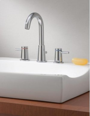 CONTEMPORARY Widespread Bathroom Faucet Product Image