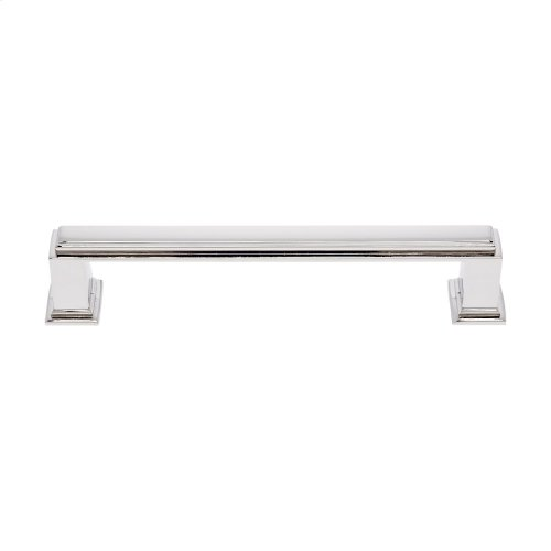 Polished Nickel 128 mm c/c Marquee Pull