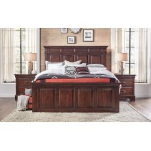Cal King Mantel Bed