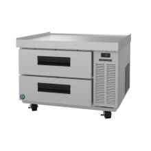 CR36A, Refrigerator, Single Section Chef Base Prep Table, Stainless Drawers