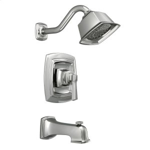 Boardwalk chrome posi-temp® tub/shower Product Image