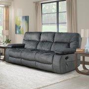 CHAPMAN - POLO Manual Triple Reclining Sofa Product Image
