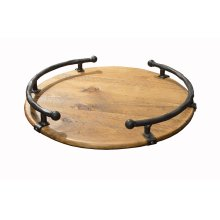 Side Iron Lazy Susan