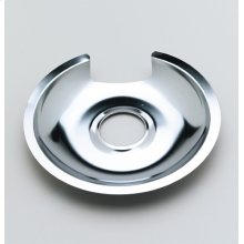 "8"" Chrome Drip Bowl - Hinged Element"